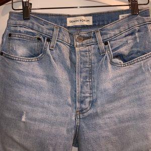 Aritzia Denim Forum Jeans